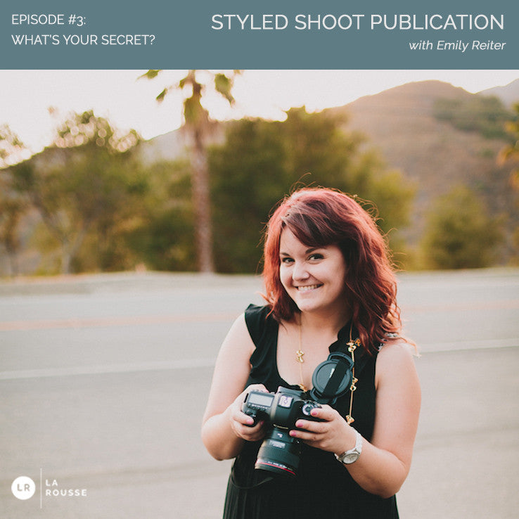 WYS #003: Styled Shoots and Getting Published on Wedding Blogs