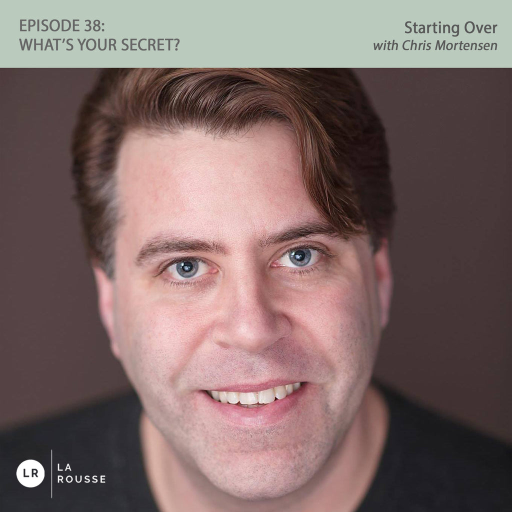 WYS 038: What Do You Do When You Have to Start All Over?