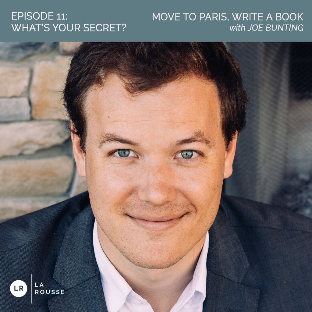 WYS 011: Move to Paris and Write a Book