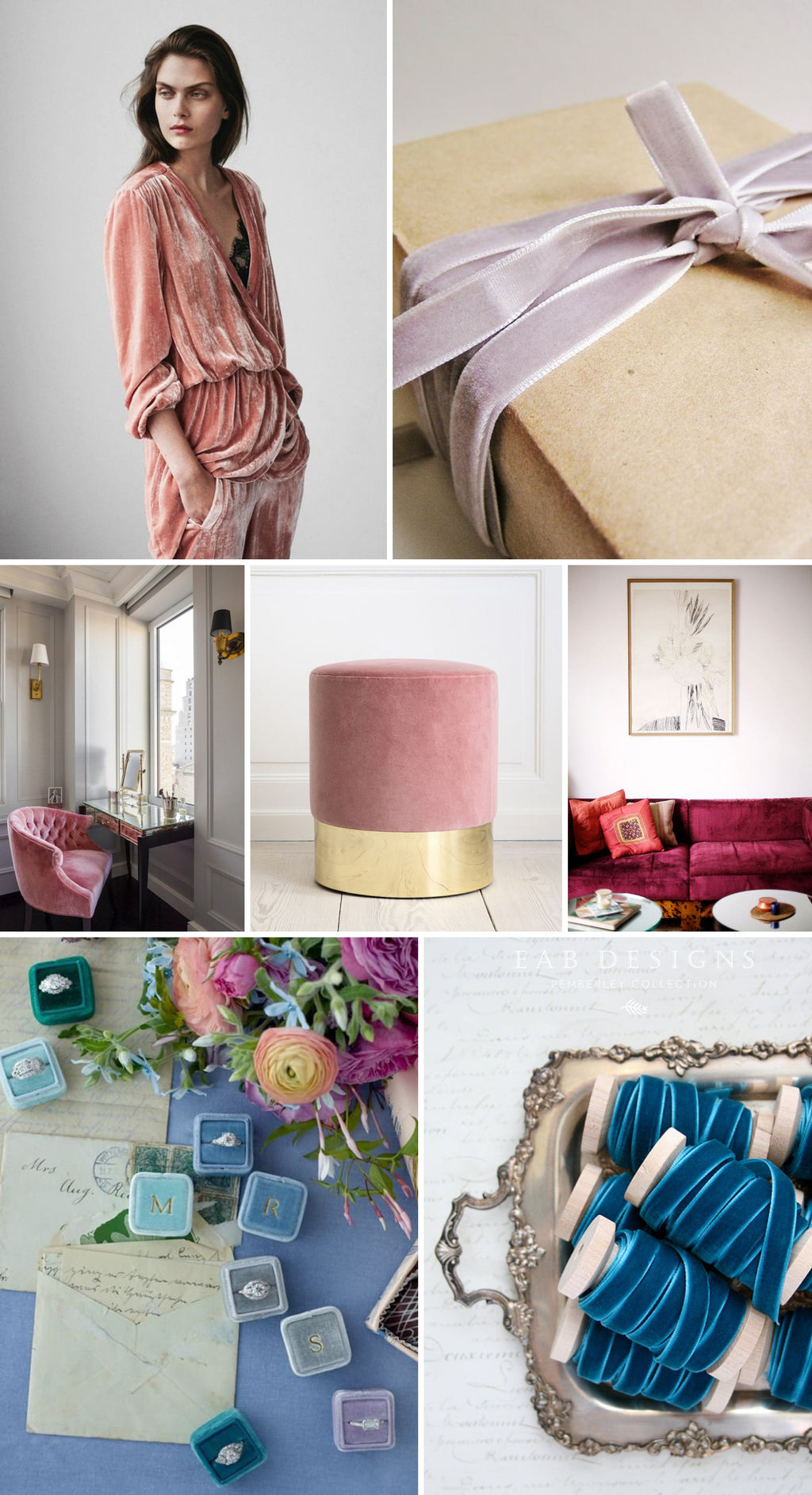 Velvet: Design Inspiration of the Week