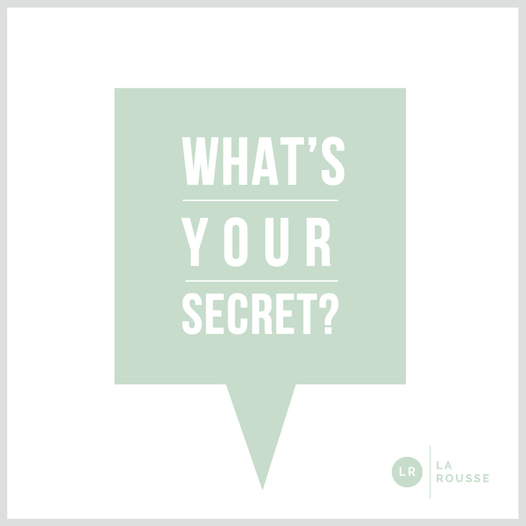 "Introduction to ""What's Your Secret? Conversations with Real Photographers, Designers & Entrepreneurs"""