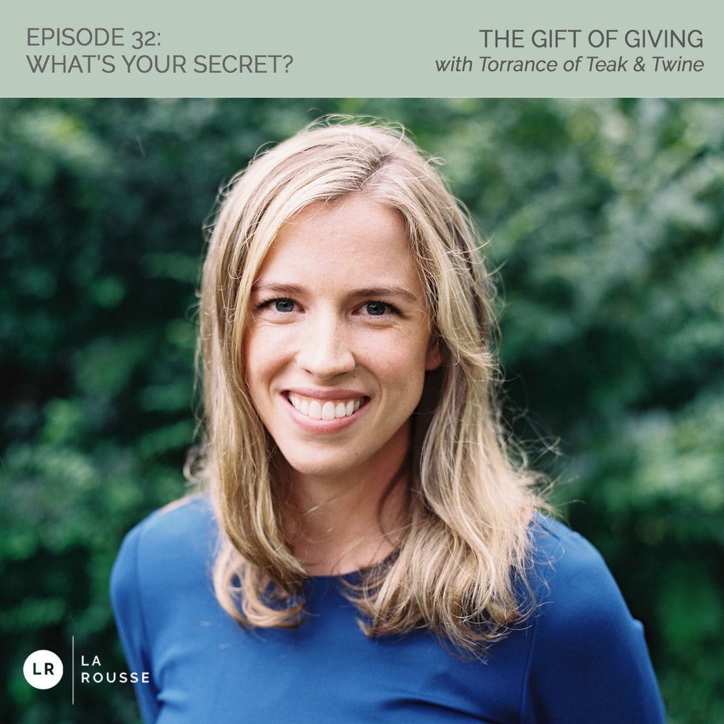 WYS 032: The Gift of Giving