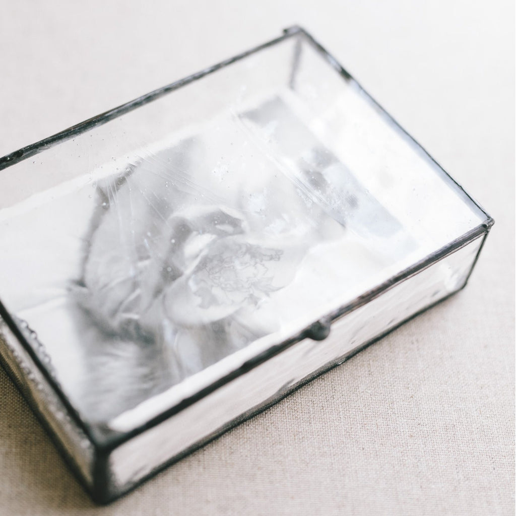 Champagne Glass Box // Mon Trésor Collection