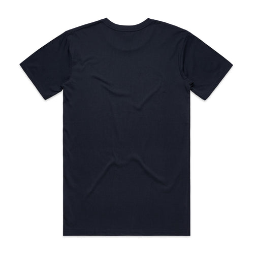 FUNDAMENTAL BADGE T-SHIRT - NAVY
