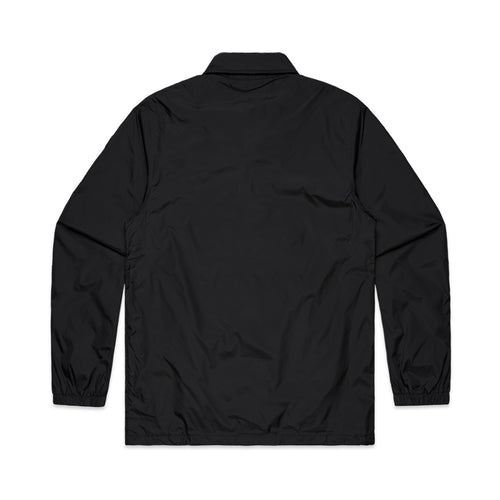 FUNDAMENTAL BADGE JACKET - BLACK