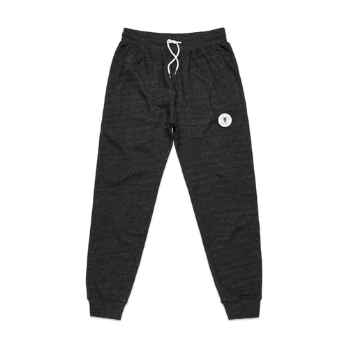 FUNDAMENTAL BADGE JOGGER - BLACK