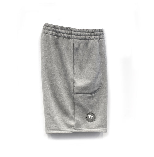 HOOP STYLE SHORTS - LIGHT MARLE