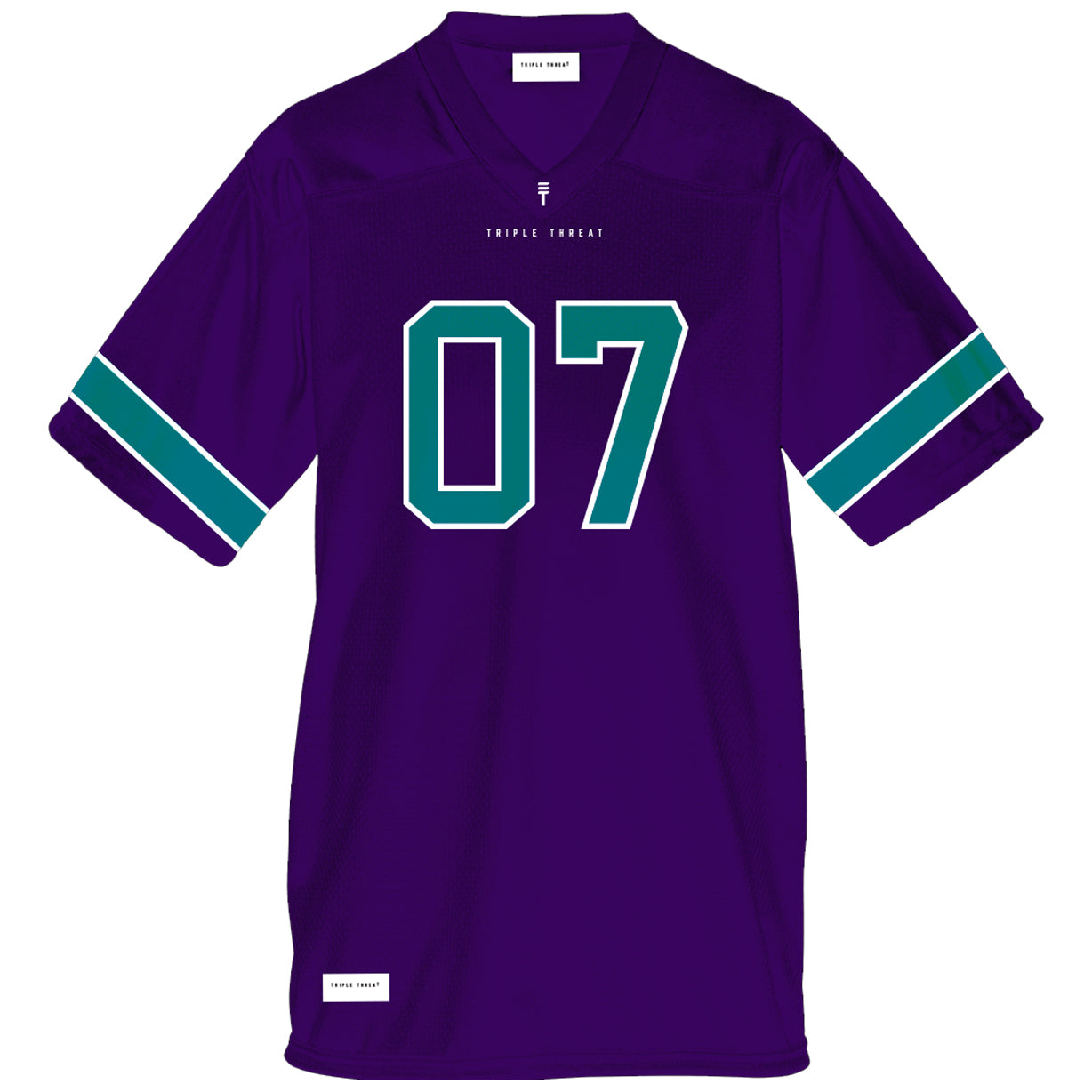 outlet store ff888 266d0 THROWBACK FOOTBALL JERSEY - &