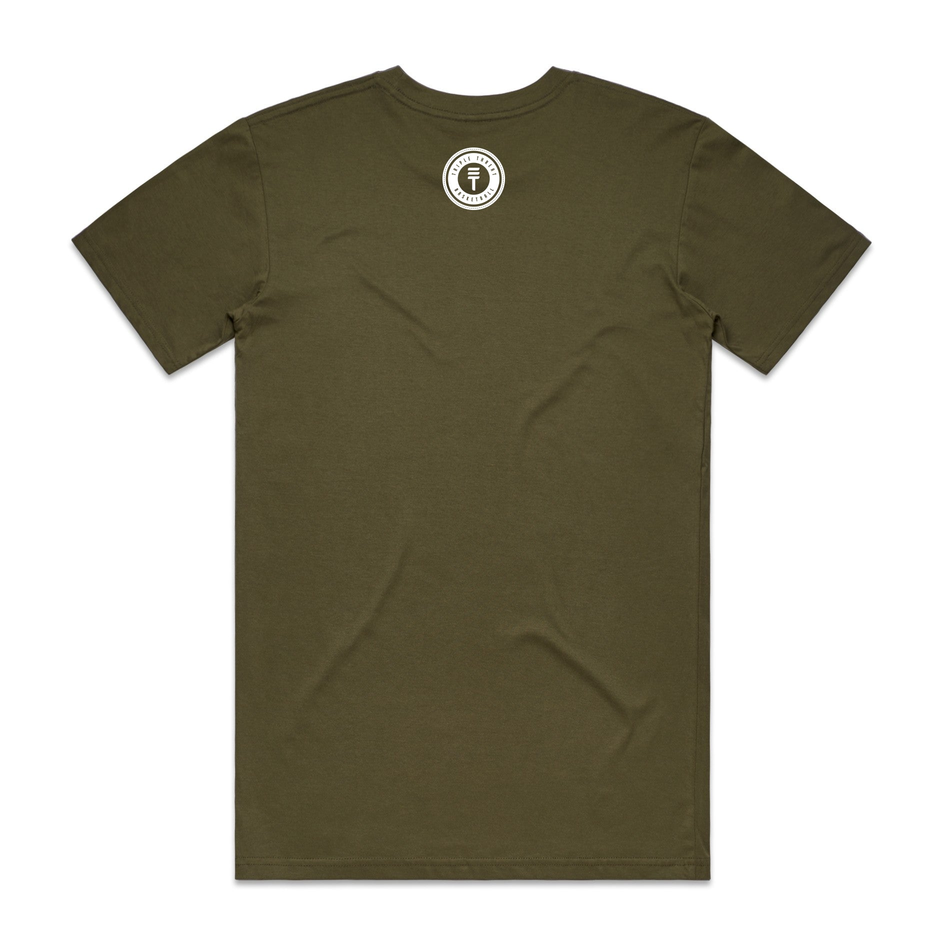 NEWTOWN T-SHIRT - ARMY