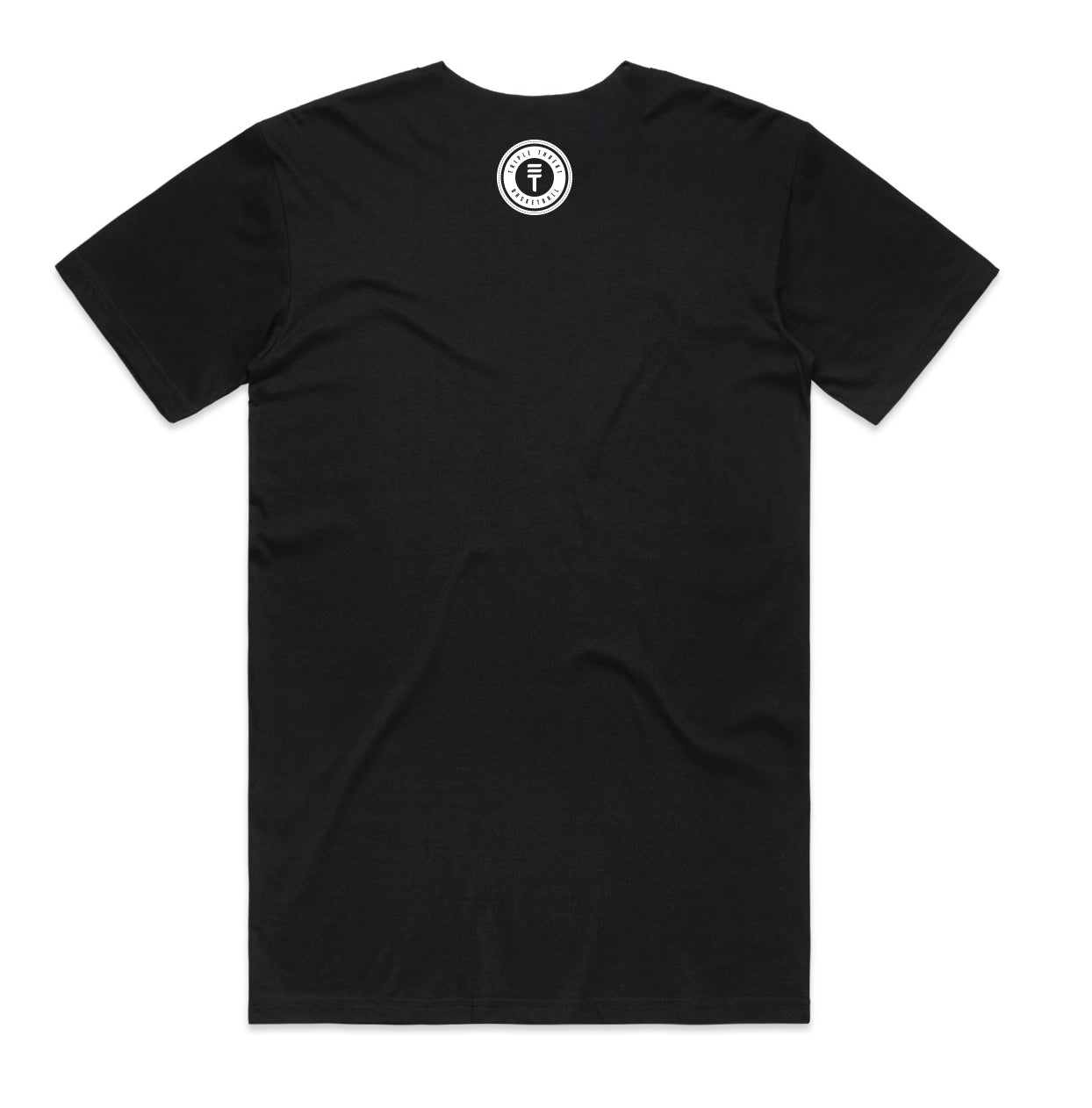 NEWTOWN T-SHIRT - BLACK