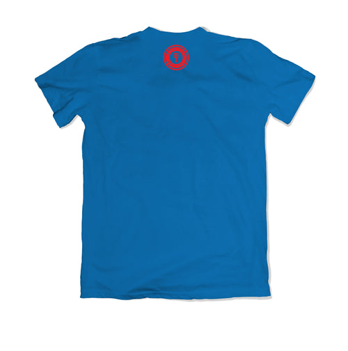 PILIPINAS T-SHIRT - BLUE/WHITE/RED