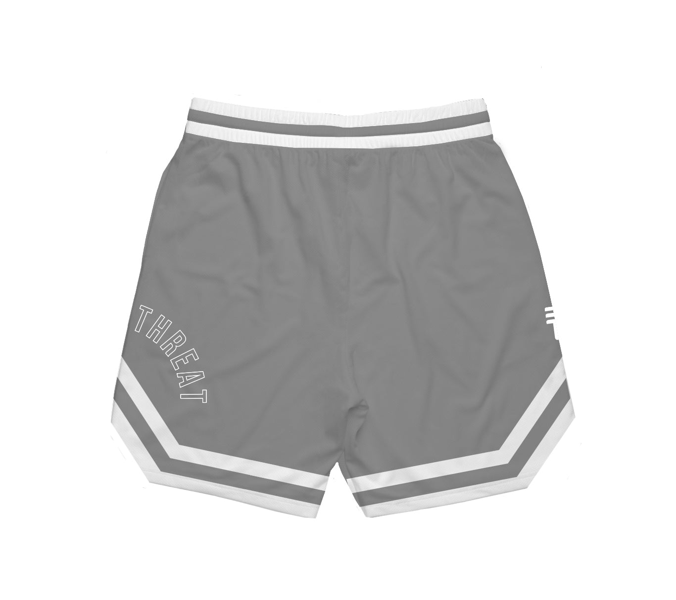 TRIPLE THREAT OG SHORTS - GREY
