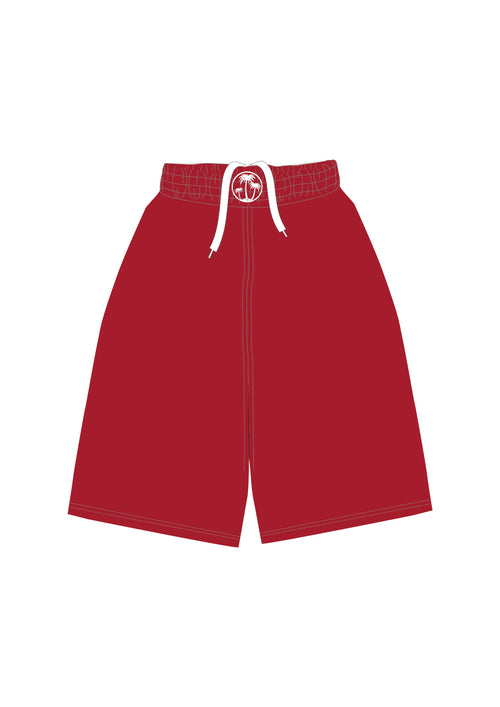 SUMMER SERIES SHORTS - RED