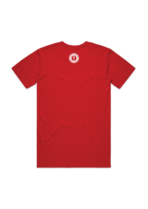 SUMMER SERIES T-SHIRT - RED