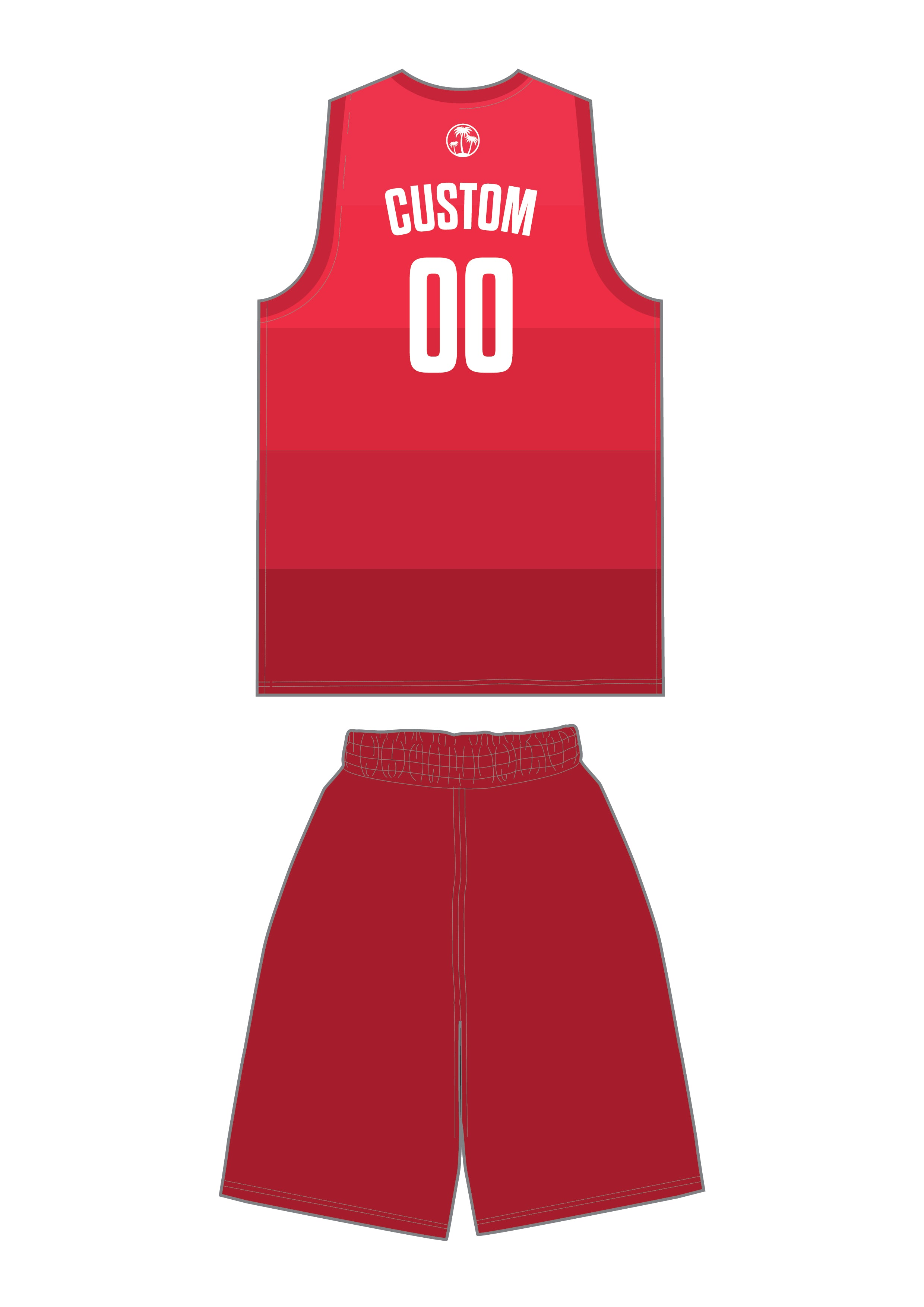 SUMMER SERIES CUSTOM KIT - RED