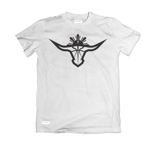 BUFFALO T-SHIRT - WHITE
