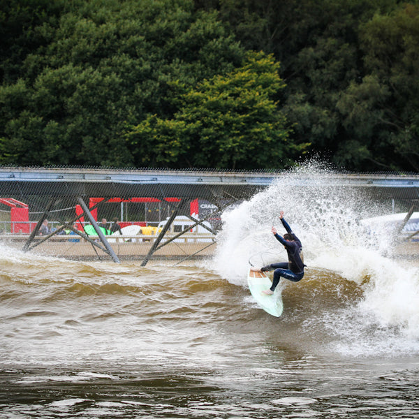 Surf Snowdonia - Gordon Fontaine | The Green Wave