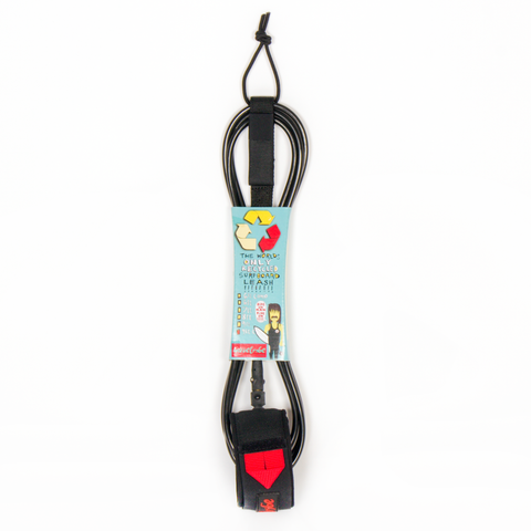 9' Calf Recycled Leash