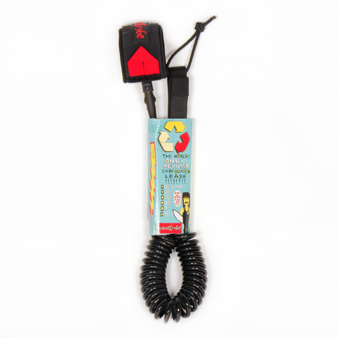 SUP Coiled Recycled Leash