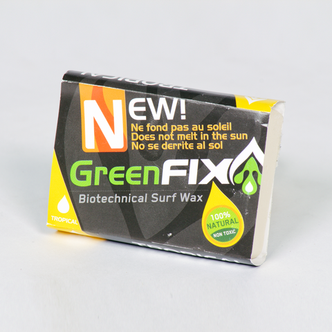 GreenFix Natural Surf Wax Tropical