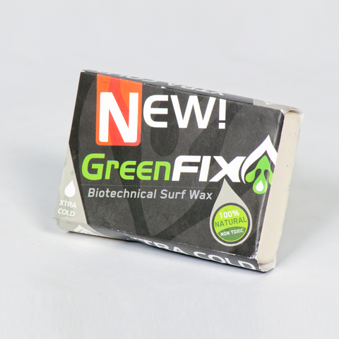 GreenFix Natural Surf Wax Extra Cold