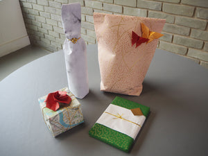 GIFT WRAPPING SERVICES AND TUTORIALS