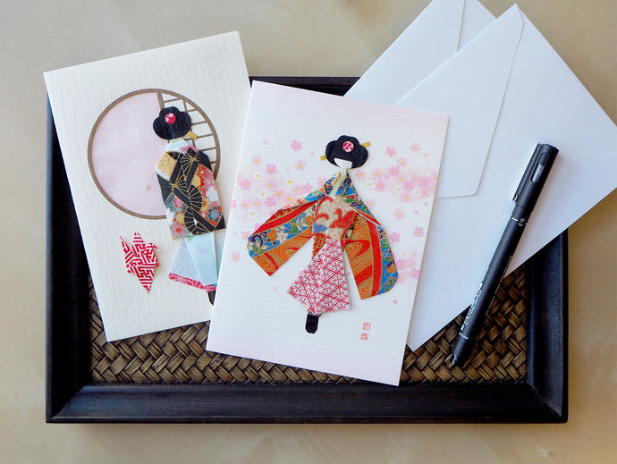 Japanese Greeting Cards