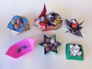 ORIGAMI CONTAINERS