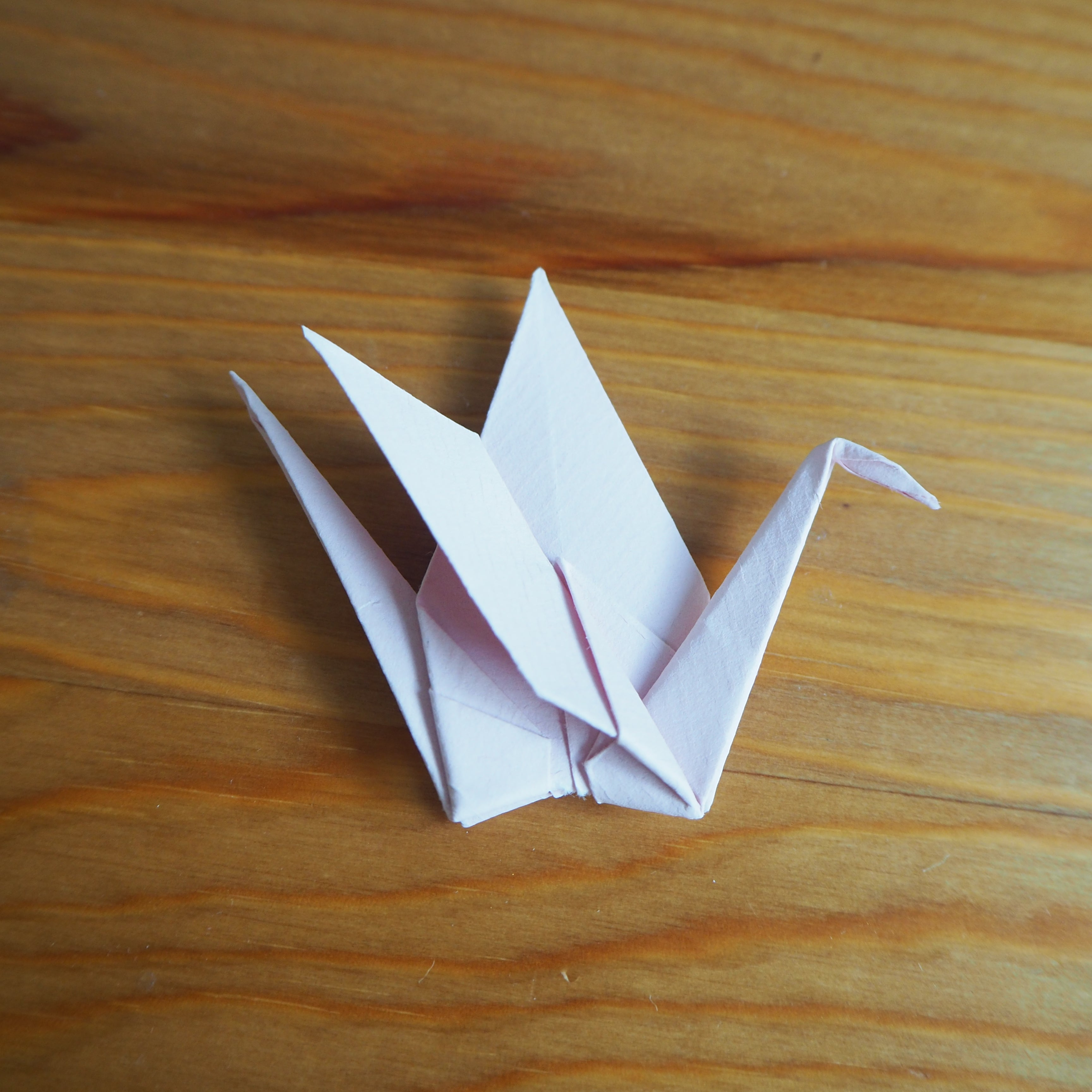 Origami Crane Wedding Name Place Holders and Table Decorations
