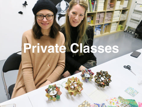 Origami Workshop Class Events for Businesses, Birthdays, Parties, Schools and Clubs in London