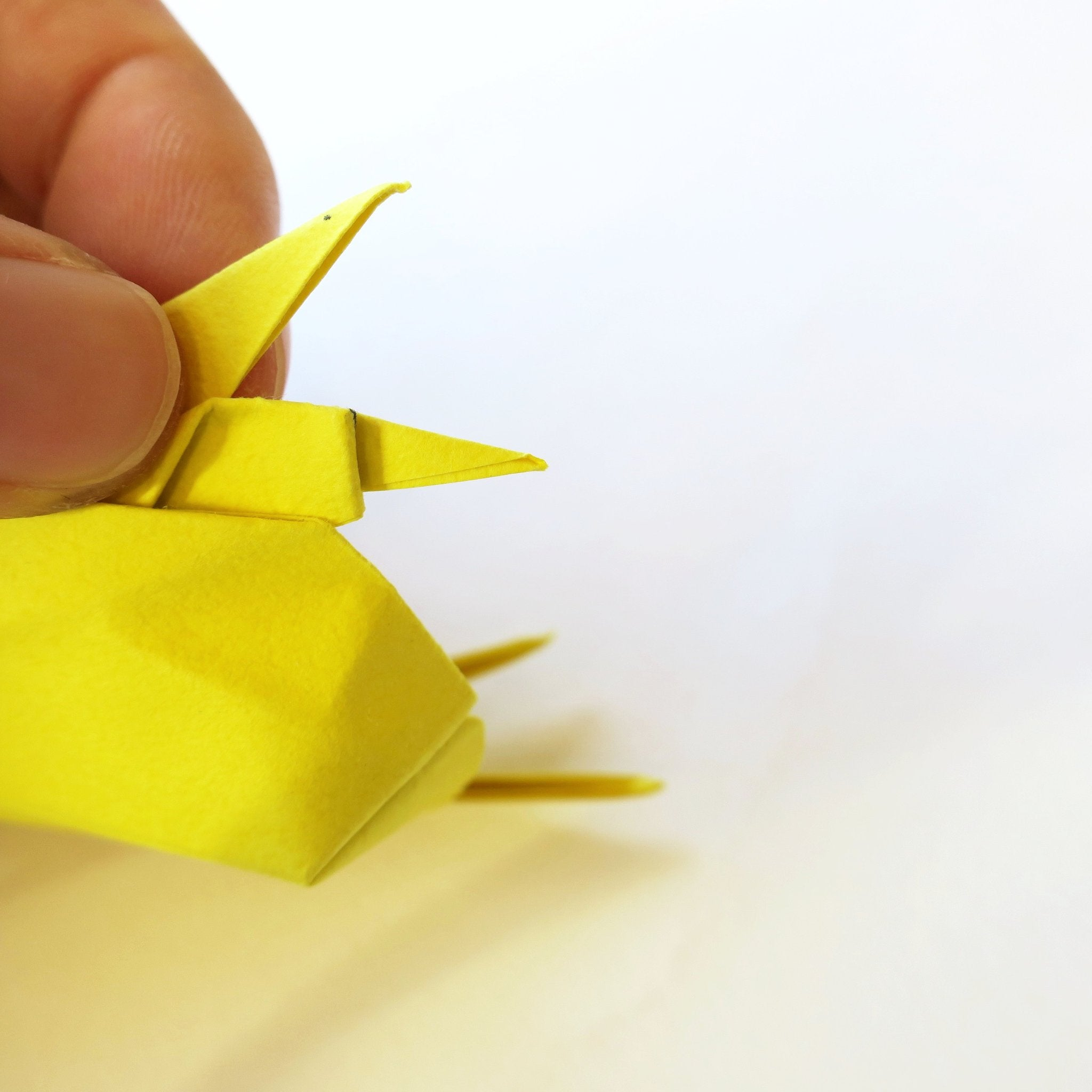 Origami Rhinoceros beetle Tutorial