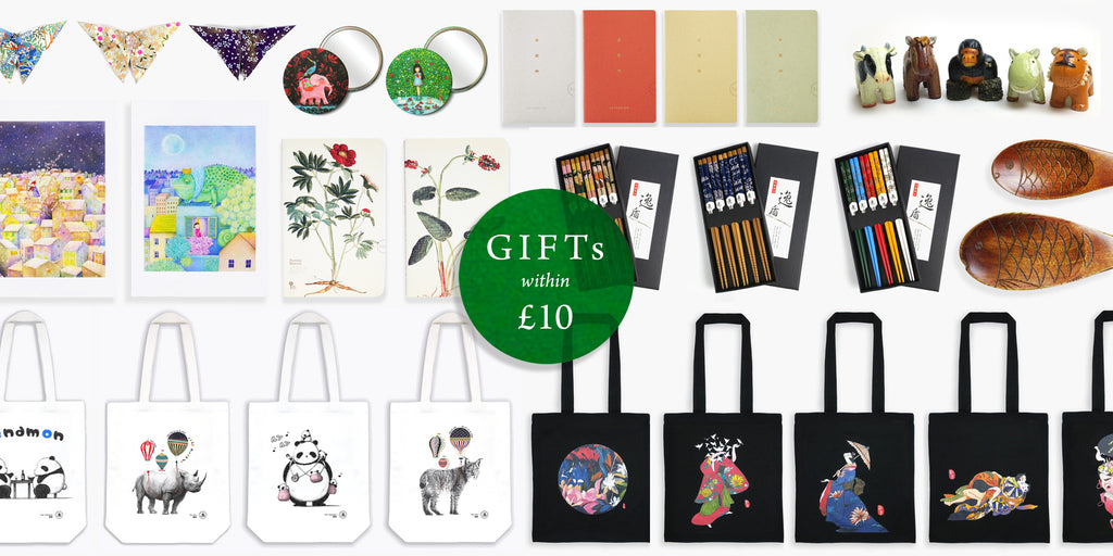 Unique Gifts within £10 London UK
