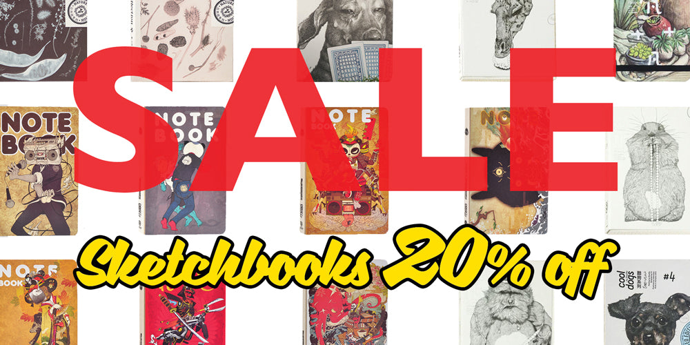 Sketchbooks for artist Sale