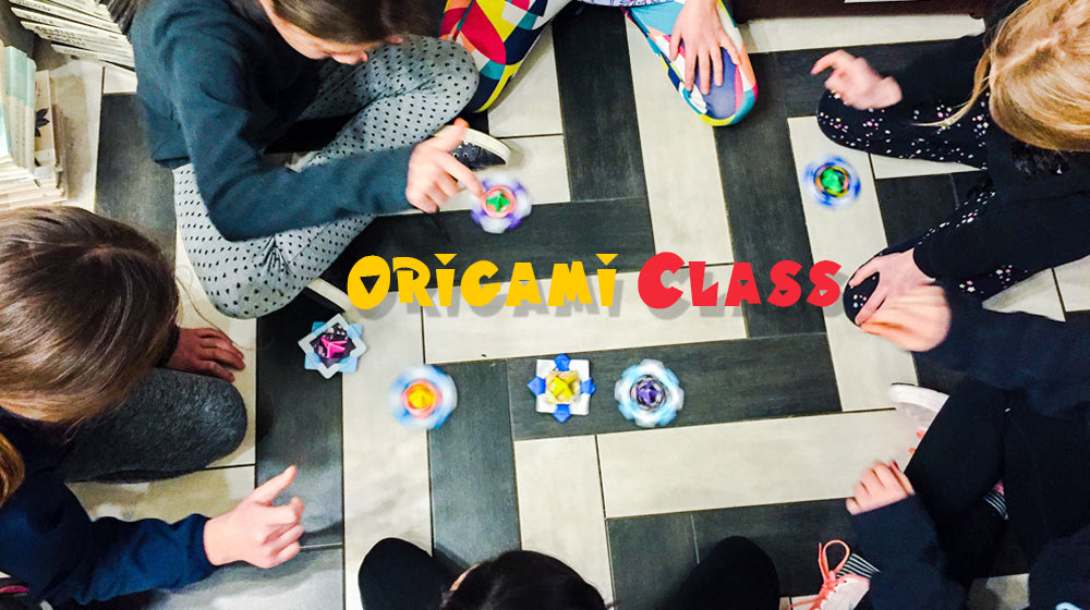 Origami Class for Kids