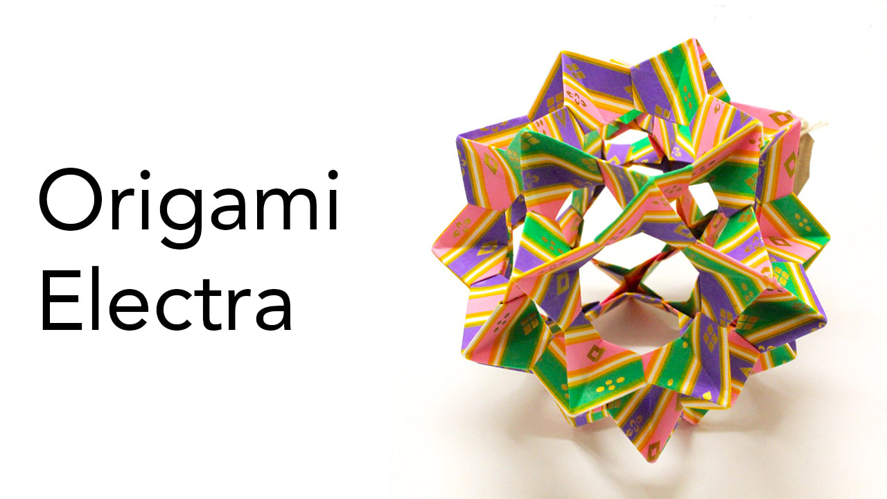 Tutorial for Origami Electra