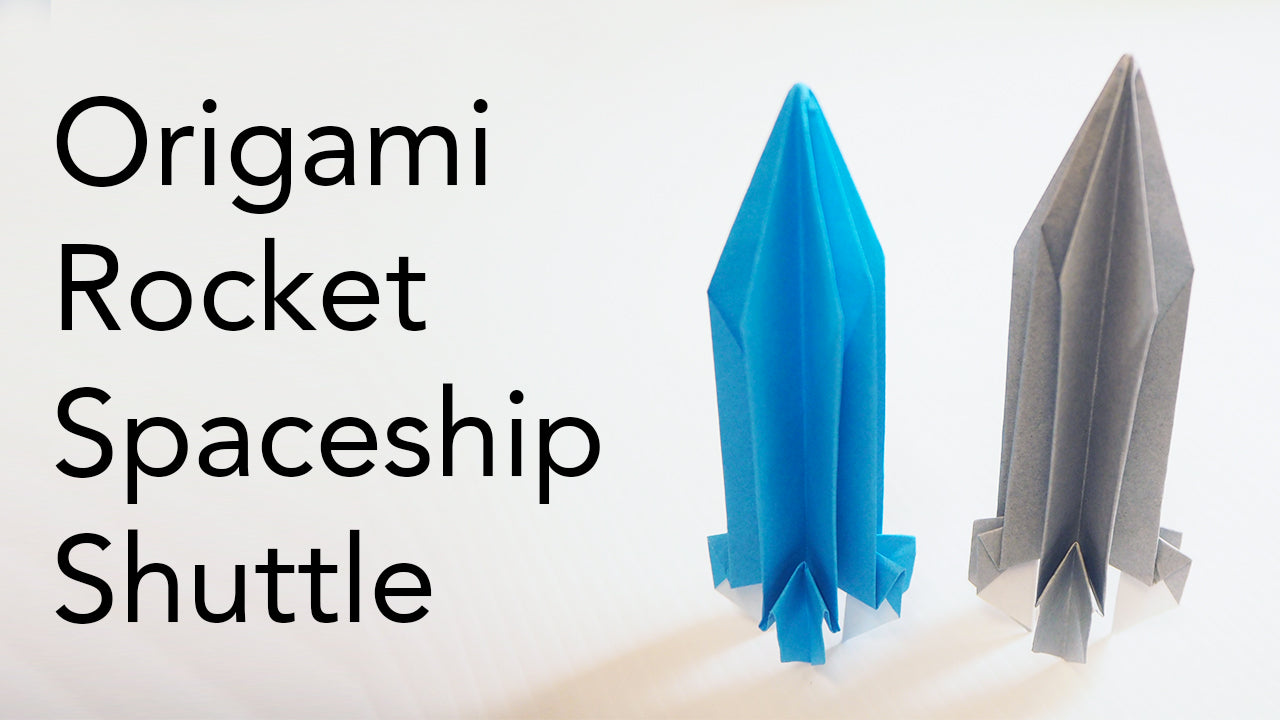 Tutorial for Origami Rocket