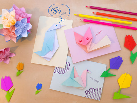 Origami workshops, business events, kids classes, kids parties in London