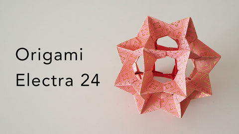 Tutorial for an Origami Electra 24