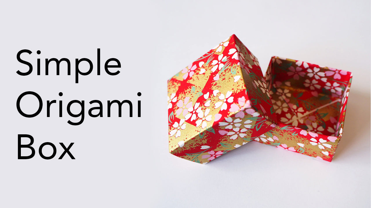 Tutorial for Simple Origami