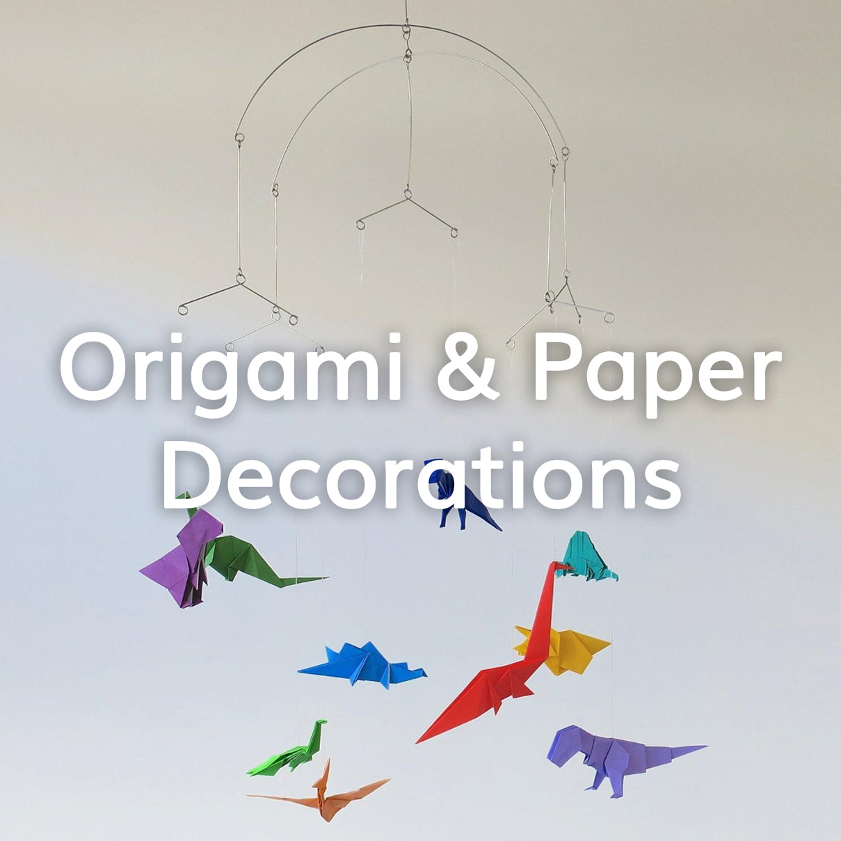 Origami & Paper decorations in London