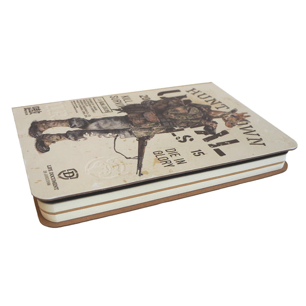 HUNT TOWN UNIMAL Notebook - Giraffe - Stationery - Lavender Home London
