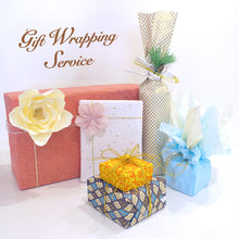Get Professional Gift Wrapping on your order!