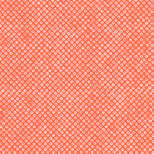 Yuzen Washi Wrapping Paper HZ-020 - Deer's Spots Orange