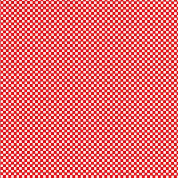 Yuzen Washi Wrapping Paper HZ-050 - Red Checkerboard - washi paper - Lavender Home London