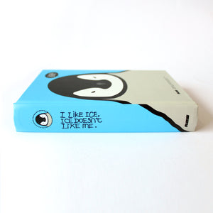 Classic Hardcover Notebook - Penguin - Brown Paper