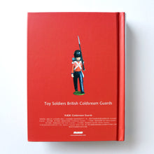 Hard Cover Notebook - Queens Guards Toy Soldiers - Lavender Home London