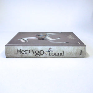 Classic Hardcover Notebook - Merry Go Round Horse