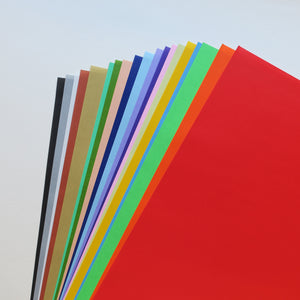 30 Sheets Toyo Education Multicoloured Origami Paper Pack 35x35cm