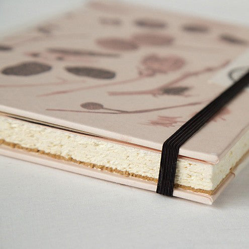 Nature Collection Sketchbook - Winter 02 - Stationery - Lavender Home London
