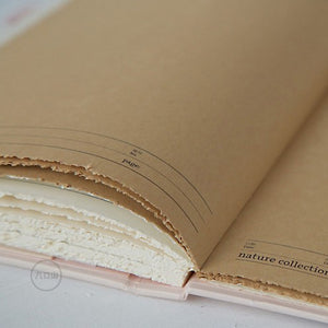 Nature Collection Sketchbook - Winter 01 - Stationery - Lavender Home London